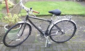 RALEIGH PIONEER GENTS BICYCLE - EXCELLENT CONDITION - NEVER USED