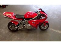 midi moto motor bike 50cc