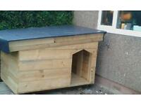 Dog kennel or possible kids playhouse or even log store