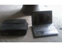 Toshiba LAPTOP (3MonthOld) With Carry Case & Charger
