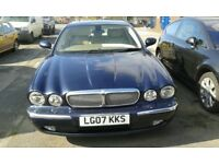 Jaguar Soverign 2007 4.2 litre 106000 miles, mot feb 2019