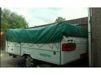 Conway trailer tent 6 birth in excellent condition model year is (2003)
