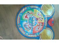 mickey mouse song mat
