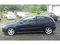 ford focus 1.8 zetec track car rally not escort gti