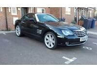 CHRYSLER CROSSFIRE 3.2 AUTO COUPE (FULL HISTORY)
