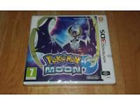 NEW & SEALED, POKEMON MOON