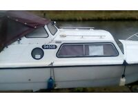 Norman 20 Cabin Cruiser!! MUST GO