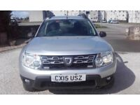 dacia duster ambience 2015 11months mot