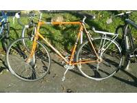 GERMAN BUILD road bike.