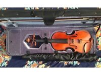 A good Da Vinci 4/4 Chinese violin with accessories