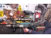 Yamaha MT 09 full exhaust systems £200