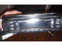 Sony CDXL-280 CD player in car 4x45W , AM / FM Radio