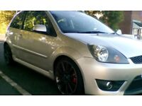 * FORD FIESTA ST 150 57 REG WITH PRIVATE PLATE CHEAP SALE *