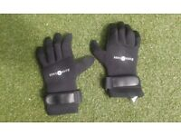 Aqua Lung Scuba Diving Gloves Size L
