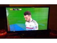 29inch lg ledsmart tv with built in wifi and freeview