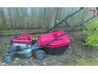 Petrol lawnmower for scrap