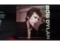 """BOB DYLAN"" ILLUSTRATED BIOGRAPHY. PACKED FULL OF FANTASTIC PHOTOGRAPHS. £10 NO TEXTS PLEASE"