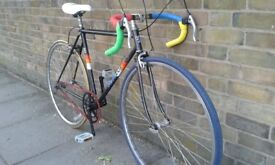Peugeot Singlespeed Vintage Frame. 80s. Fixie / Fixed. Other bicycles available