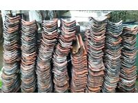 free old roof pan tiles