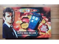 Doctor Who: Facts and Trivia Quiz Game
