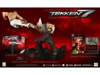 Tekken 7 Collector's Edition (PC DVD) Brand New