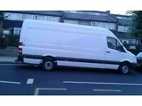 MAN AND VAN HOUSE REMOVAL SERVICE DELIVERY CLEARANCE COLLECTION CARPENTER FLOORING 24/7 SHORT NOTICE