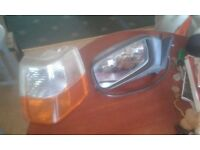 volvo rear lights and mirrors for sale