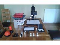 Photographic film processing equipment