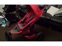 Phil & Teds Tandum stroller