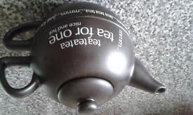 Tea for one teapot