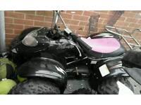 100cc quad bike