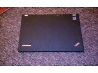 Core i7 Thinkpad - 8GB DDR3 - 128GB SSD - Windows 10 pro