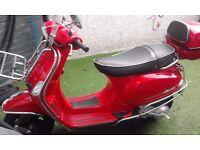 Vespa Piaggio Sport 124cc