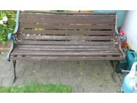 Garden Bench - DELIVERY AVAILABLE
