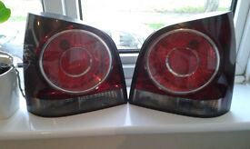 Genuine Volkswagen Tail Lights. They fit Polo/Derby/Vento 2005 to 2010