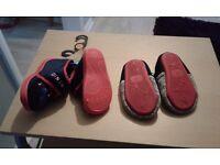 Little boys slippers