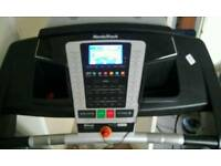 Nordicktrack treadmill 2.5 CHP