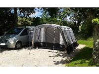 Vango Galli II Low Airbeam drive away awning with extras