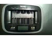 Universal Tronic rapid battery charger.