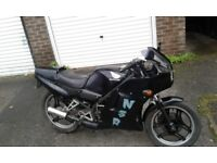 Honda nsr 125 rk mint condition for the age 27 years old