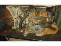 Husqvarna K750 petrol disc Stone / Concrete cutter Saw