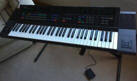 Yamaha DSR 1000 electric keyboard