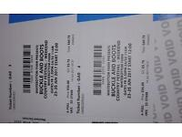 2 buckle and boots weekend festival tickets
