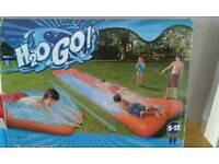 H2o Go waterslide 5.9 metres long