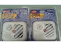 Smoke Alarm's x 2 Make Micromark