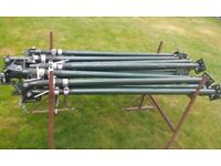 Acrow props. PUSH PULL. acro prop. SHORE POST. shuttering. FORMWORK. could deliver