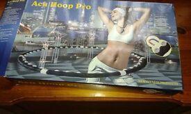 EXERCISE MASSAGE HULA HOOP