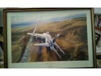 Robert Taylor air strike over Falklands