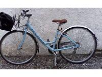 Ridgeback Avenida ladies bike,6 speeed