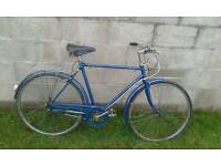 Raleigh 3 speed old bikes